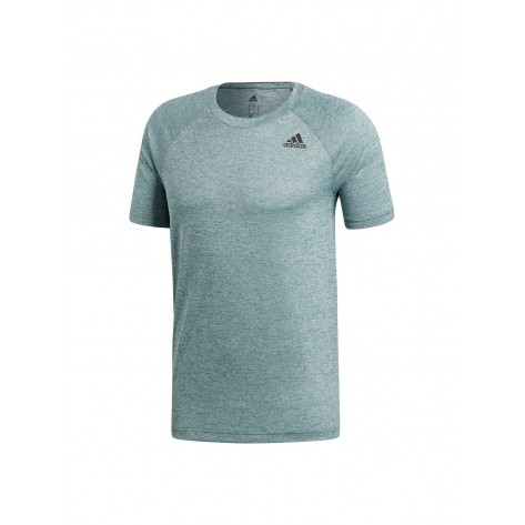 Adidas D2M Heathered T-Shirt