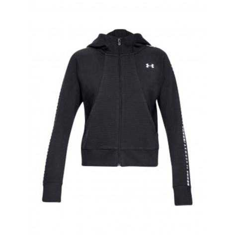 Under Armour TB Ottoman Fleece Full-Zip Graphic Hoodie