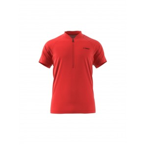 Adidas Climalite 1/2 Zip T-Shirt