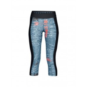 Under Armour HeatGear Print Armour Training Capri