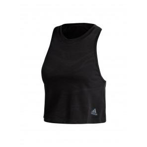 Adidas Aeroknit Crop Tank Top