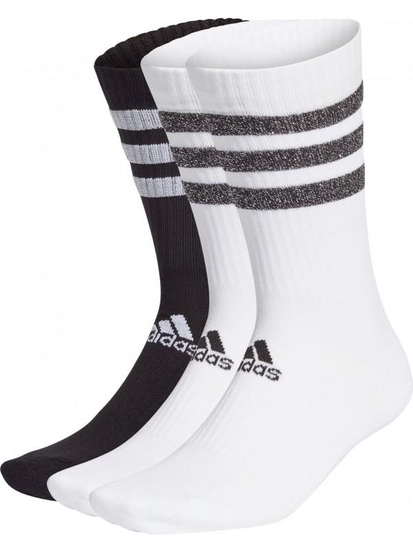 ADIDAS Fu?ball - Textilien - Socken 3S Glam Crew Socken