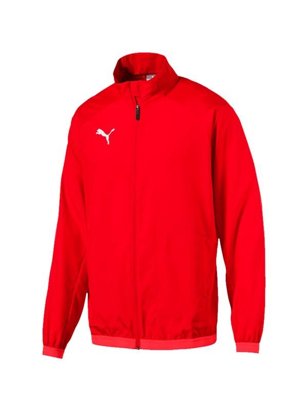 PUMA Fußball - Teamsport Textil - Jacken LIGA Sideline Jacket Jacke Dunkel