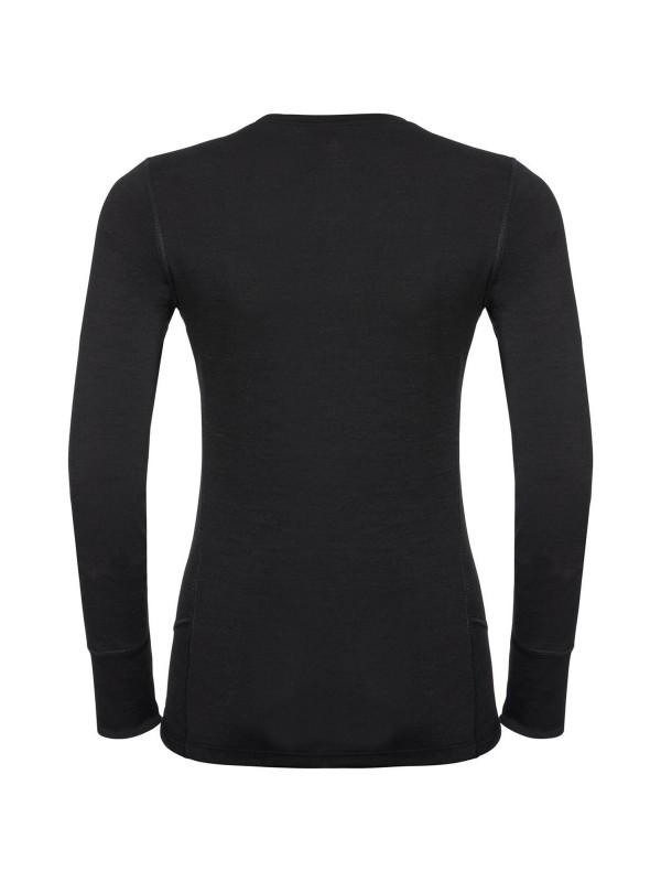 "ODLO Damen Shirt ""SUW Top"" Langarm aus Wolle"