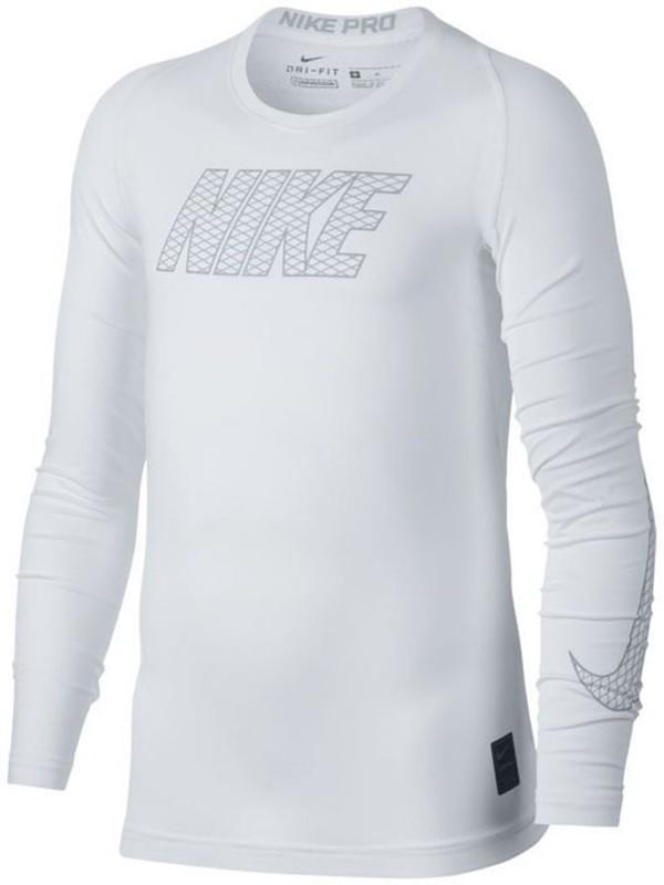 NIKE Underwear - Langarm Pro Compression Longsleeve Shirt Kids
