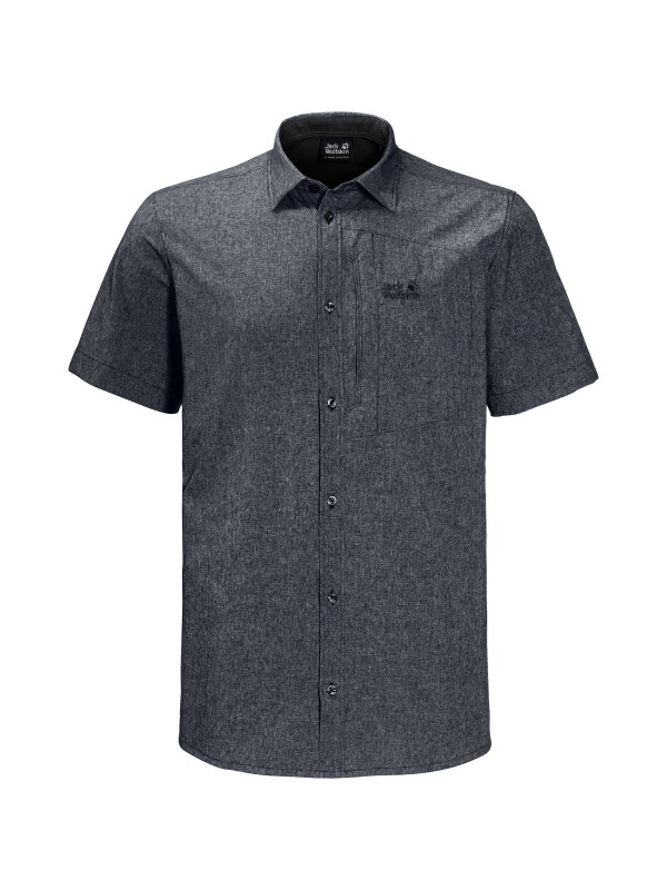 JACK WOLFSKIN Herren Hemd Barrel Shirt