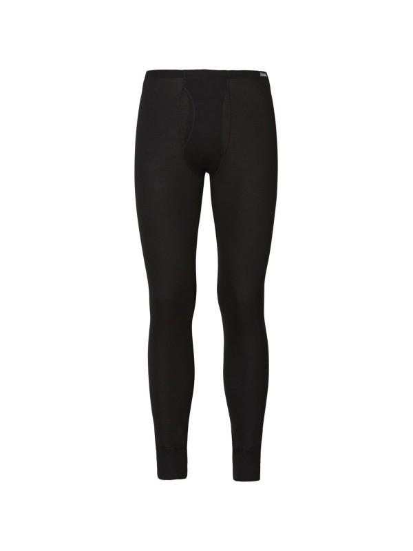 ODLO Herren Funktionsunterhose Pants long with fly Warm