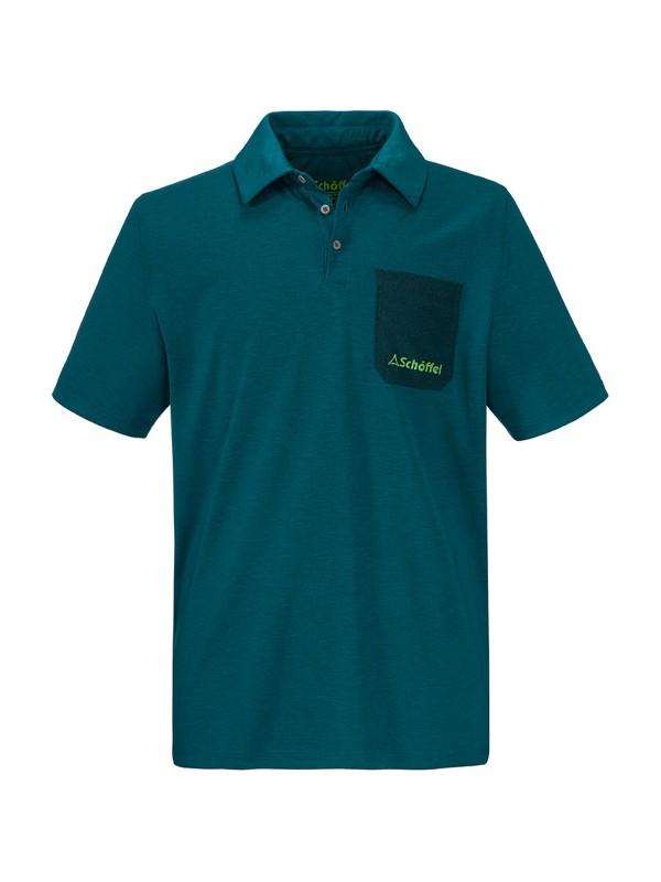 SCHÖFFEL Herren Wandershirt / Outdoor-Shirt Polo Shirt Bilbao