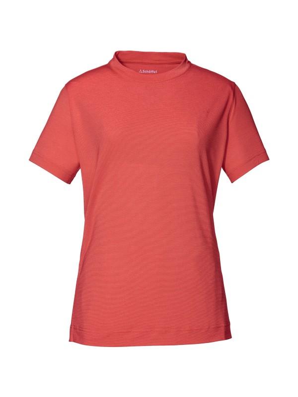 SCHÖFFEL Damen Shirt T Shirt Hochwanner L