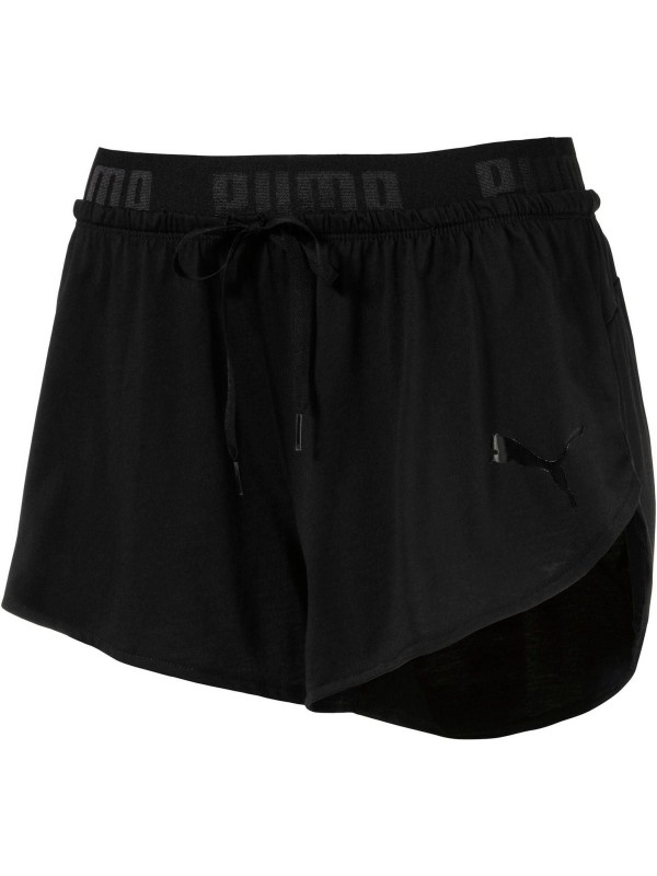 PUMA Damen Fitnessshorts Active Ess Banded Drapy