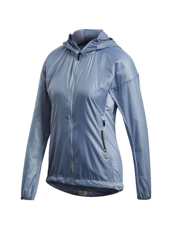 ADIDAS Damen W Agravic Alpha Hooded Shield Jacke