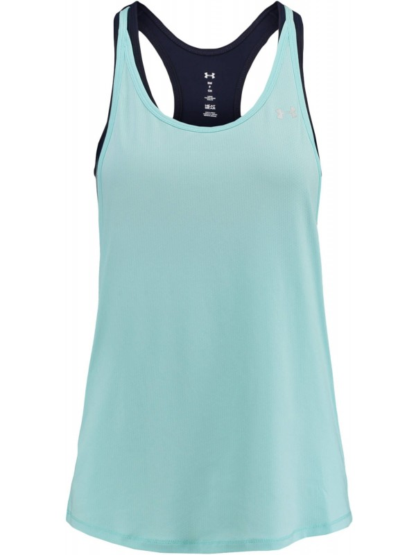 UNDER ARMOUR Damen Trainingsshirt / Tank Top mit Bustier Ärmellos