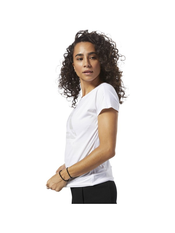 REEBOK Damen ACTIVCHILL Graphic T-Shirt