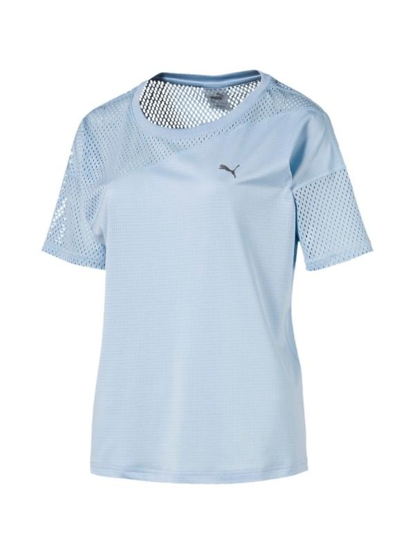 "PUMA Damen Trainingsshirt ""A.C.E. Mesh Blocked Tee"" Kurzarm"