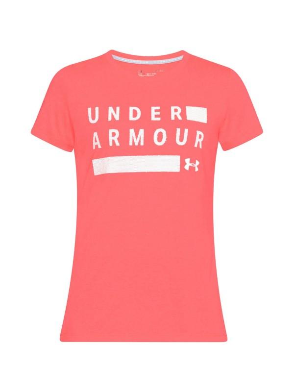 "UNDERARMOUR Damen Trainingsshirt ""Threadbone Twist"" Kurzarm"