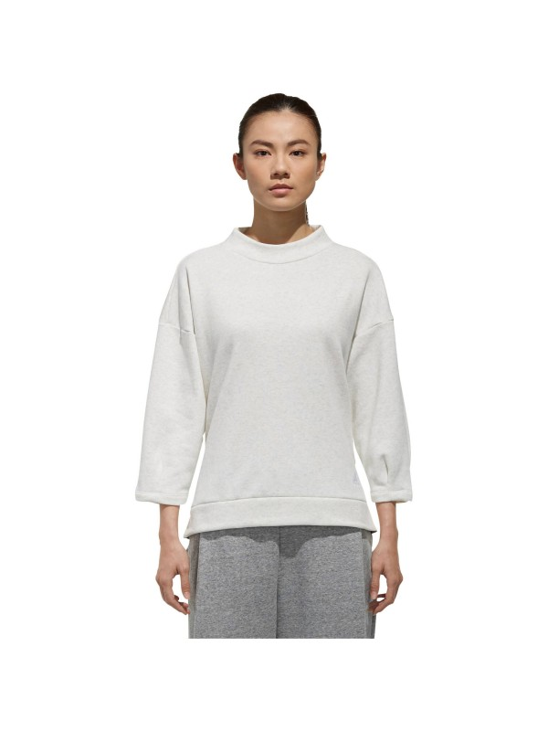 "ADIDAS Damen Sweatshirt ""Big Logo"" 3/4-Arm"