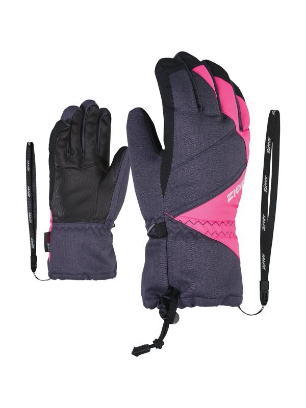 ZIENER Kinder Skihandschuhe AGIL AS(R)
