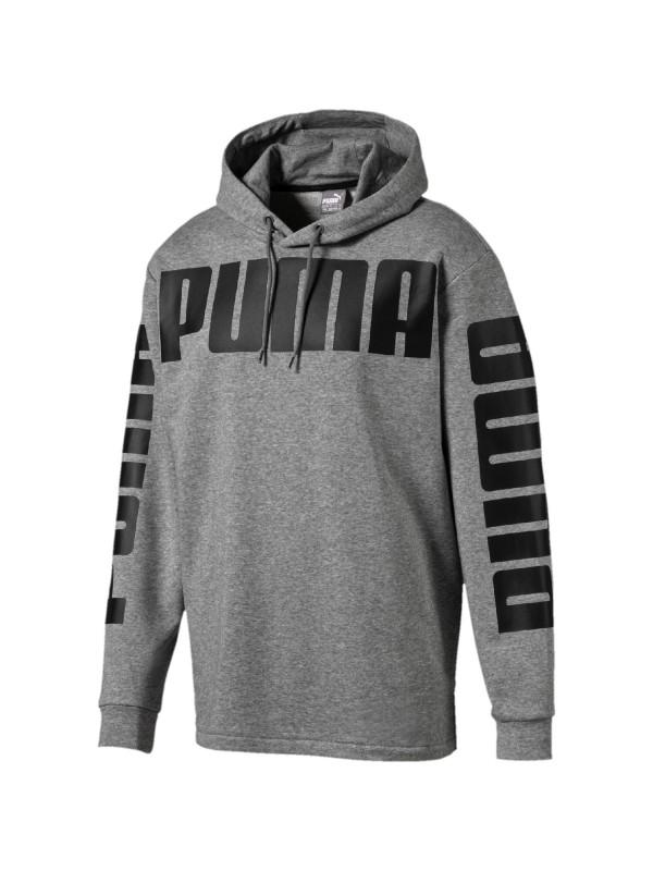 Puma Herren Hoodie Rebel Hoody TR