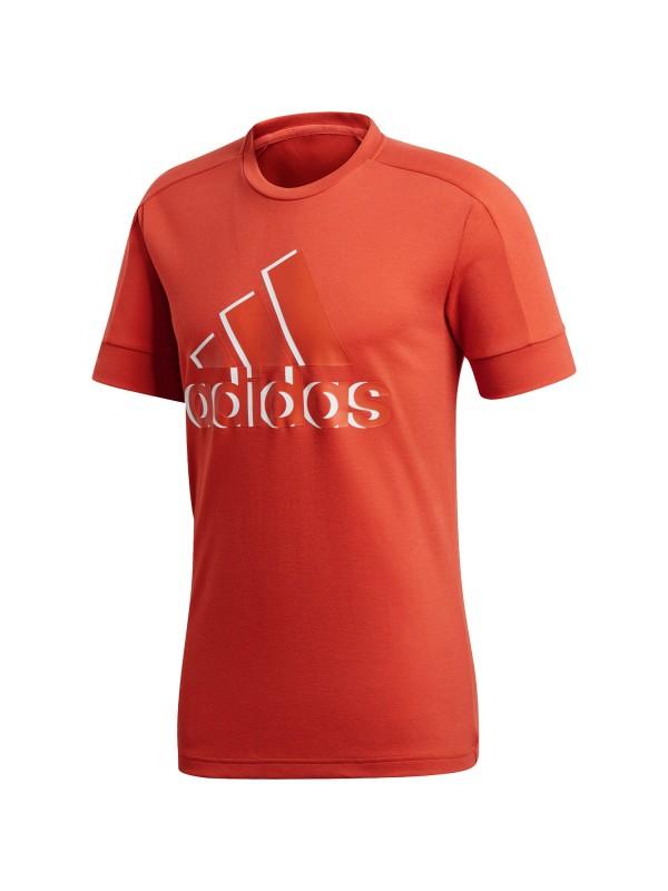 ADIDAS Herren T-Shirt ID Stadium Badge of Sport