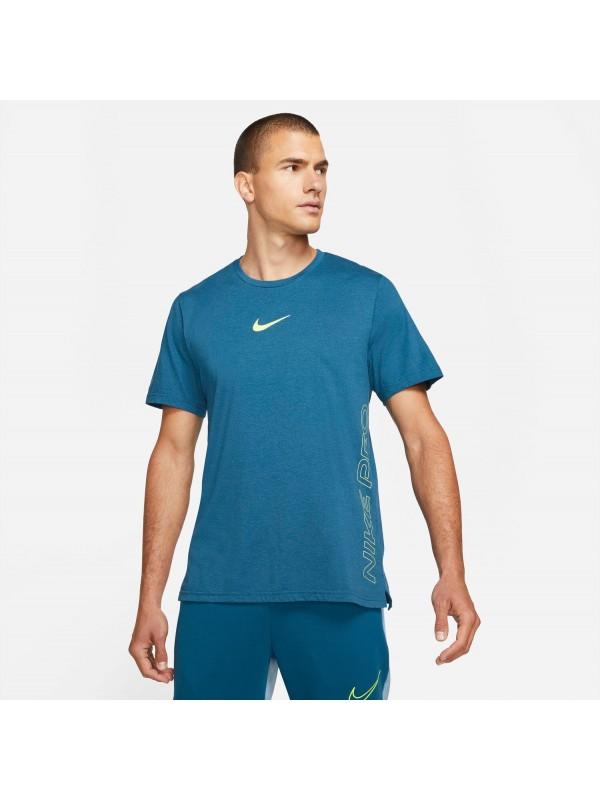 NIKE Herren T-Shirt Pro Dri-FIT Burnout