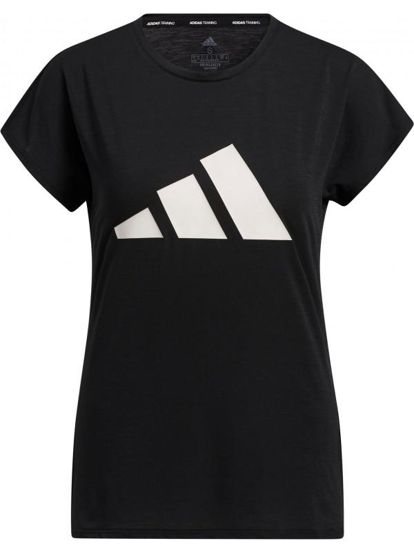 adidas Damen 3-Streifen Training T-Shirt