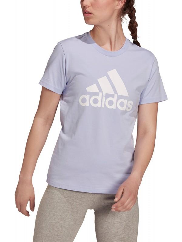 adidas Damen Loungewear Essentials Logo T-Shirt