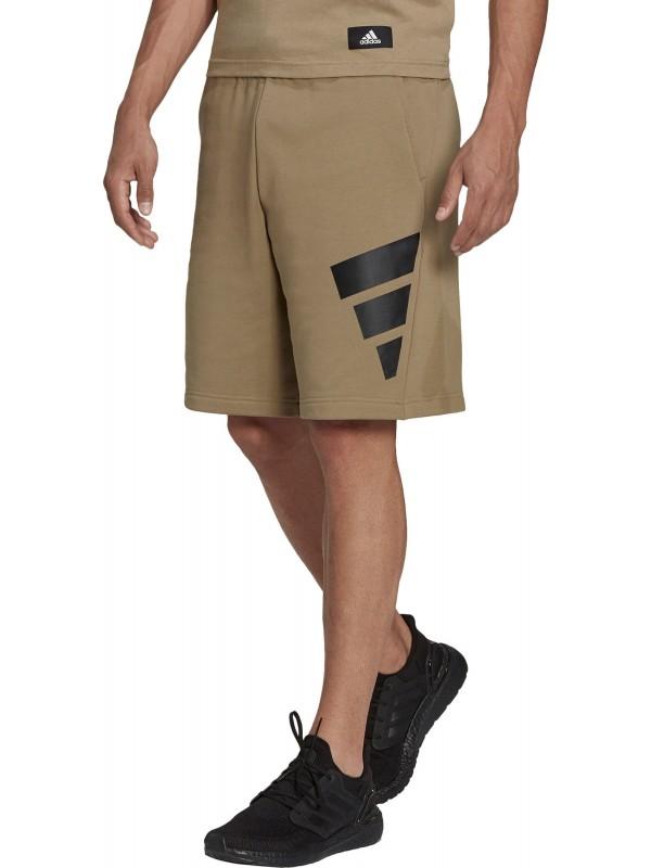 adidas Herren Sportswear Future Icons Logo Graphic Shorts