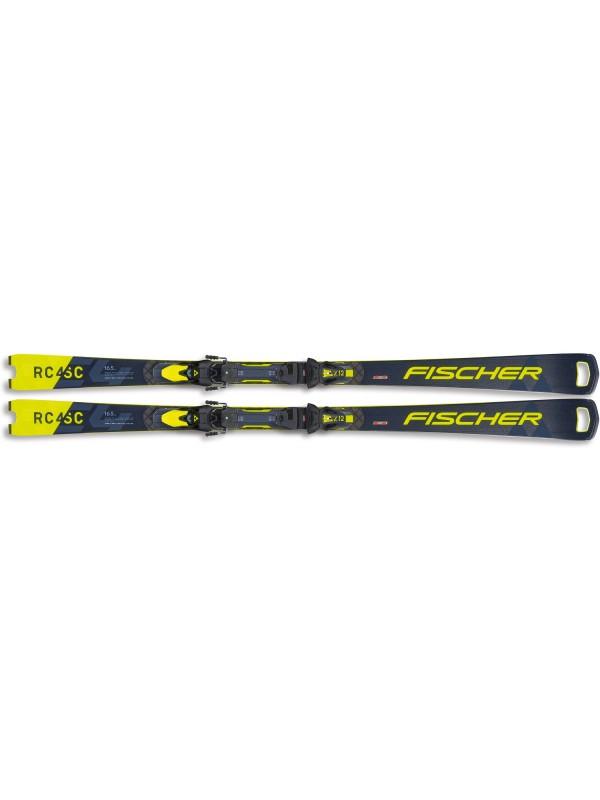 """FISCHER Skier """"RC4 WC SC MT + RC4 Z12 PR"""""""