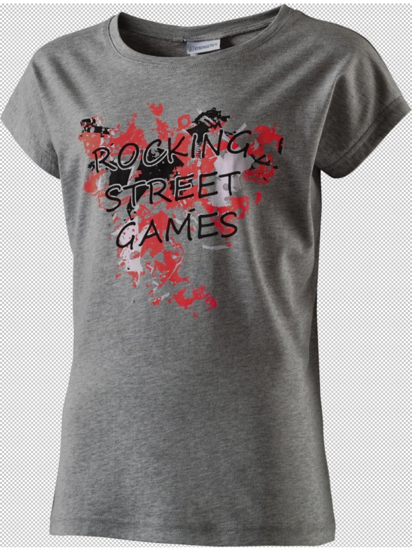 ENERGETICS Kinder Shirt K-T-Shirt Celina