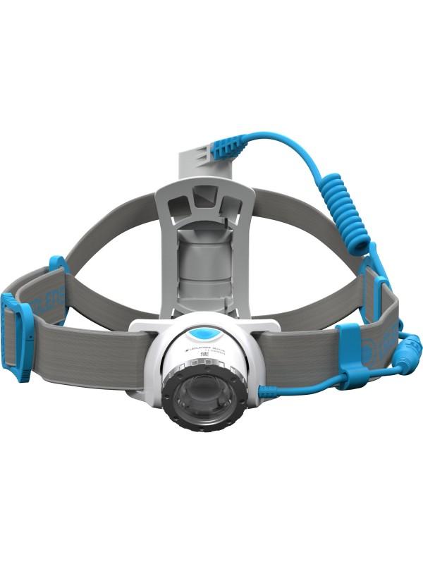 LED LENSER STIRNLAMPE NEO10R BOX, BLUE