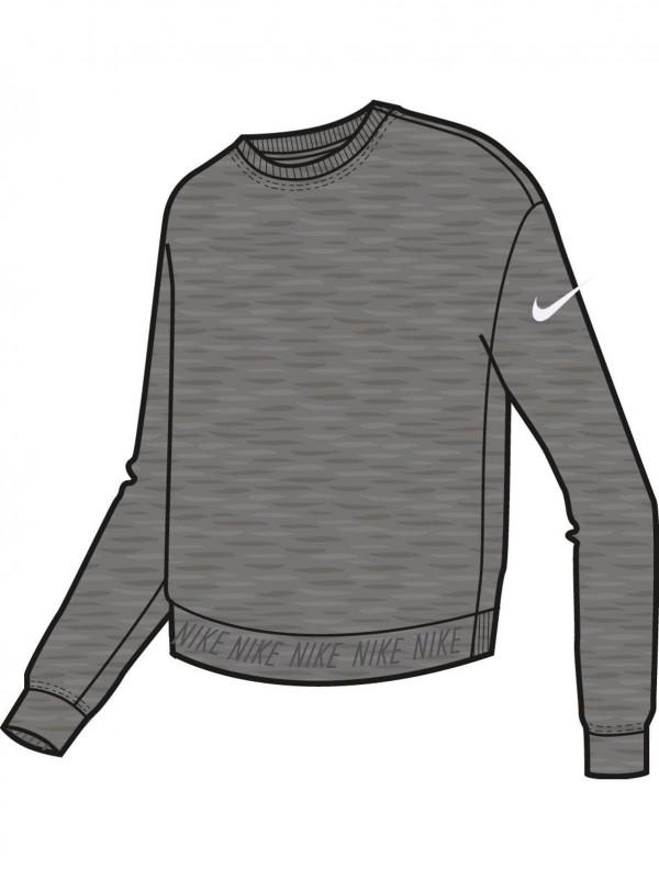 Nike Dry Top Longshirt Crewneck