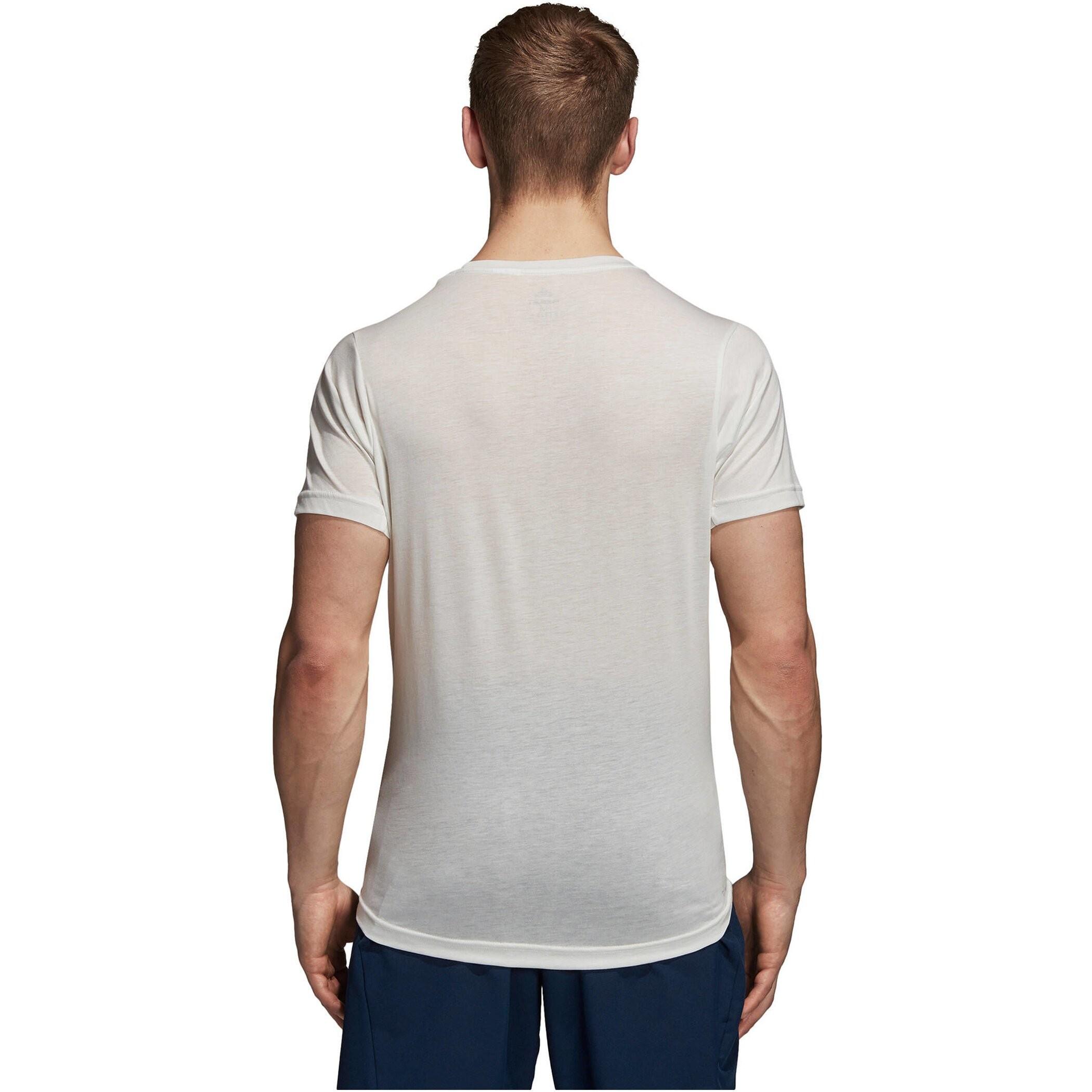 ADIDAS Herren Trainingsshirt Freelift Logo