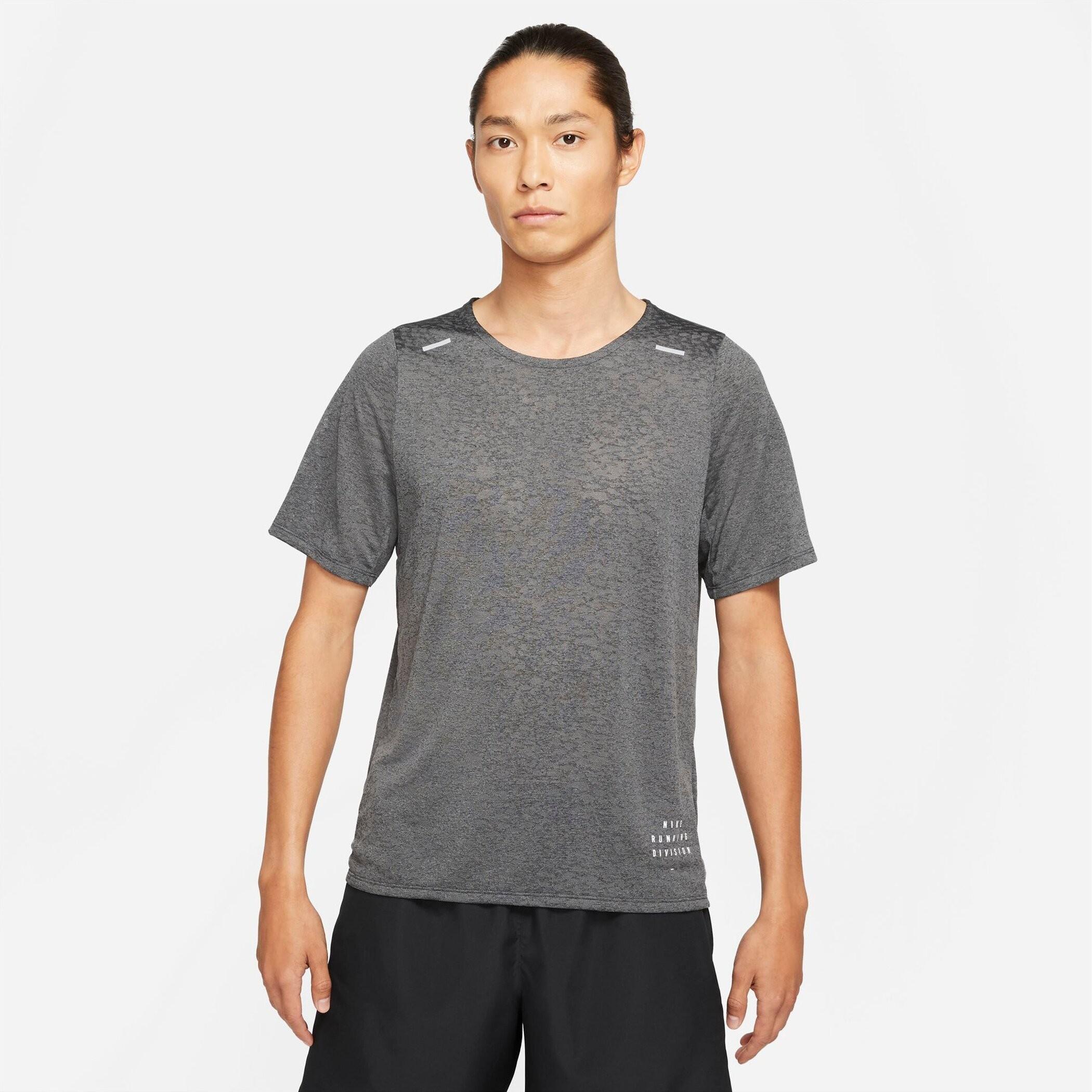 NIKE Herren T-Shirt Rise 365 Run Division