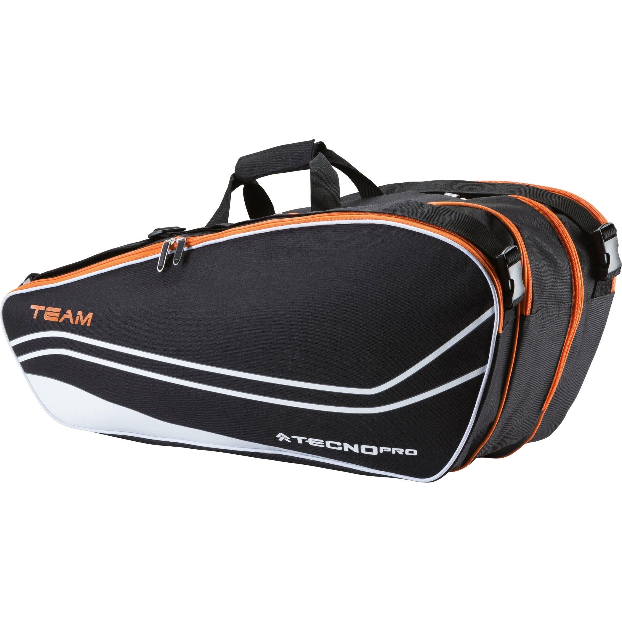 TECNOPRO Tennistasche 3-Racket Bag