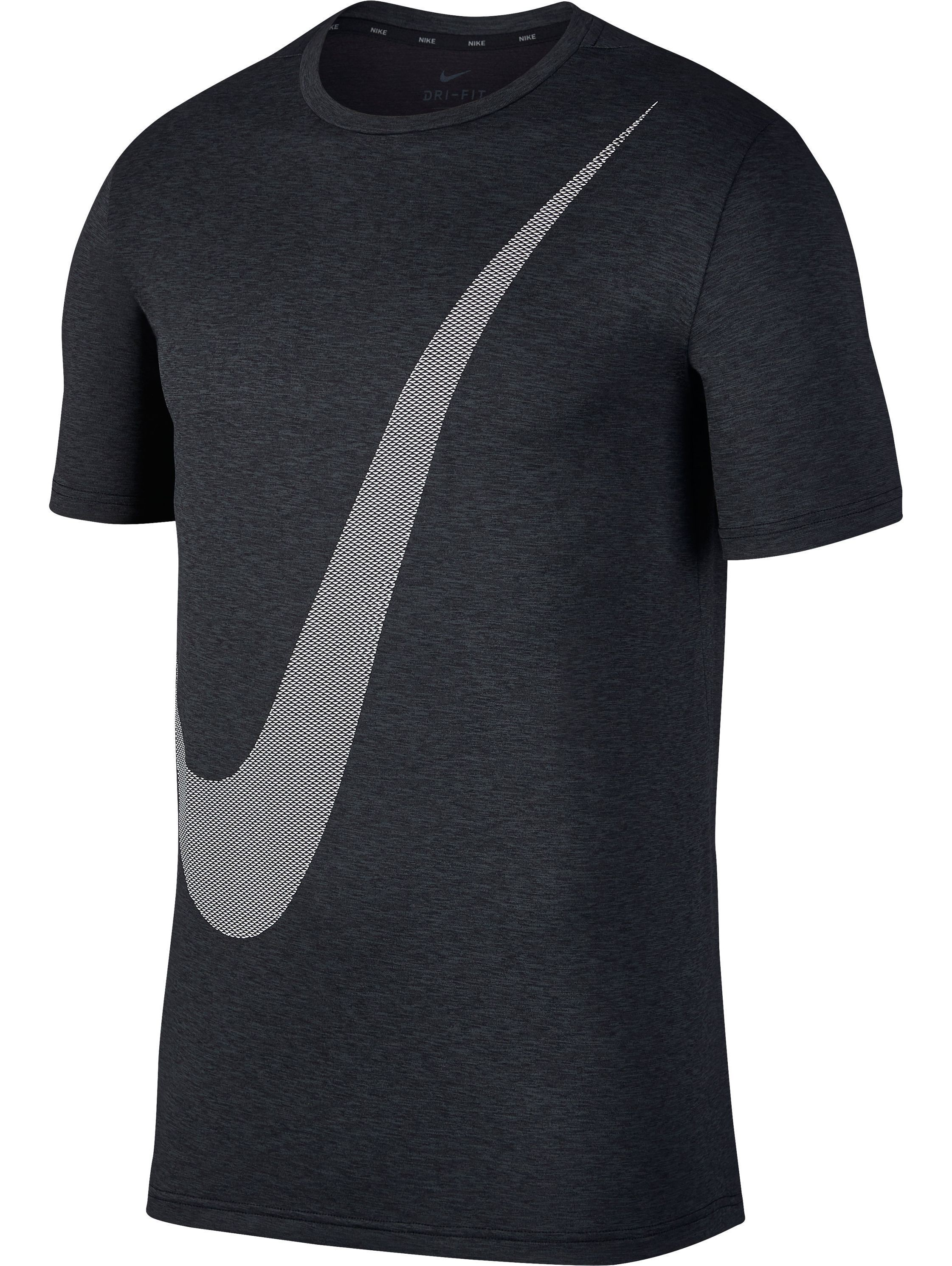 Nike Breathe Trainingsshirt Hyper Dry Logo