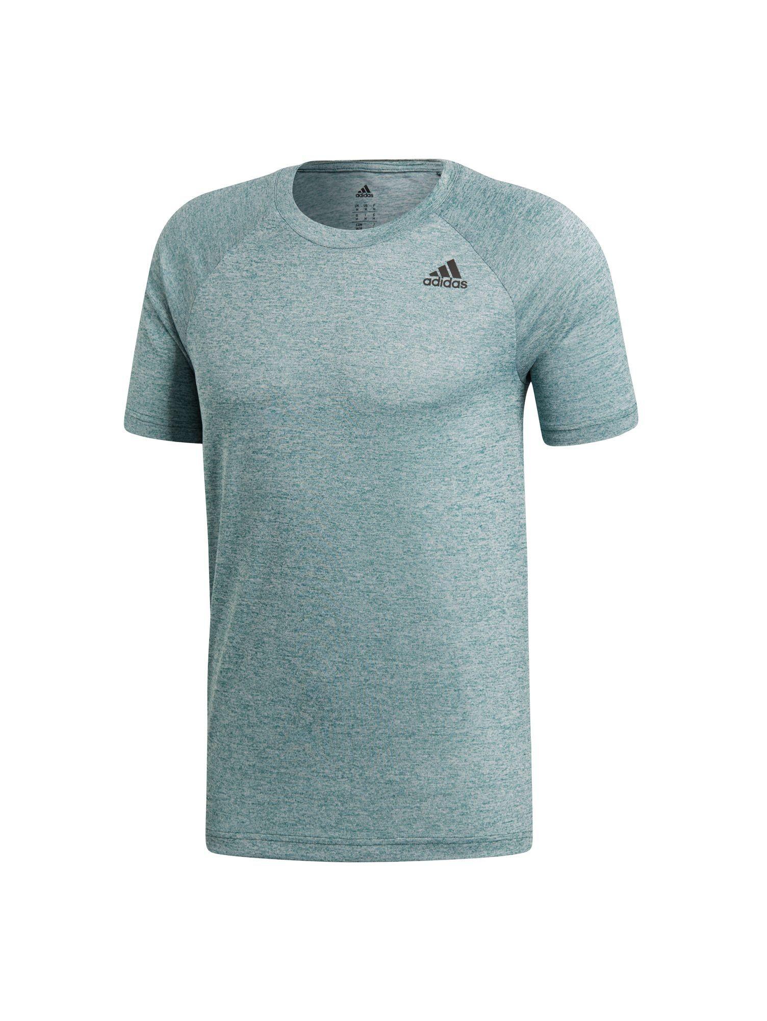 Adidas D2M Heathered T-Shirt